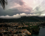 Beautiful Landscape Photos Digital Art - Sorrento by Tom Prendergast