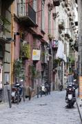 Napoli Prints - Streets of Naples Print by Andre Goncalves