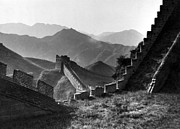 Great Wall Photos - The Great Wall Of China by Granger