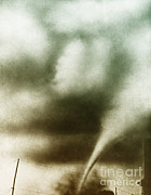 Severe Weather Posters - Tornado Poster by Omikron