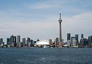Postcard Art - Toronto skyline by Blink Images