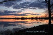 Reflections Of Sky In Water Prints - True colors of Wisconsin Print by Joshua Fronczak
