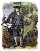 William Penn (1644-1718) Print by Granger