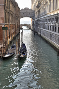 Waterways Prints - Venezia Print by Joana Kruse