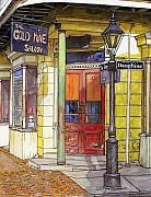 New Orleans Drawings - 52 by John Boles
