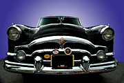 54 Packard Print by Paul Barkevich