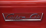 Gwyn Newcombe - 56 Ford F100 Custom Cab