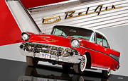 Kevin Moody - 57 Chevrolet Bel Air...