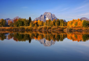 Wyoming Originals - Grand Teton National Park by Mark Smith