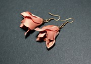 Bloom Jewelry - Earrings by Gorean Olga