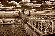 Val Black Russian Tourchin - 59 Street Bridge Sepia 1
