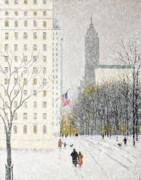 Patrick Antonelle - 5th Ave Winter