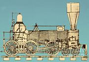 Omikron - 19th Century Locomotive
