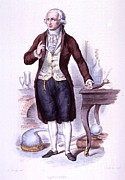 Antoine-laurent Lavoisier, French Print by Science Source