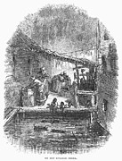 Arkansas: Hot Springs, 1878 Print by Granger