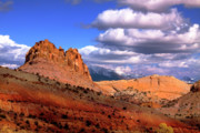 Burr Photos - Capitol Reef National Park Burr Trail by Mark Smith