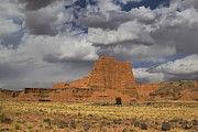 Monolith Prints - Capitol Reef National  Park Cathedral Valley Print by Mark Smith