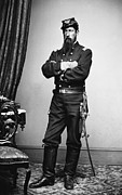1862 Photos - Civil War: Union Soldier by Granger