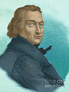 Claude Louis Berthollet Posters - Claude-louis Berthollet, French Chemist Poster by Science Source
