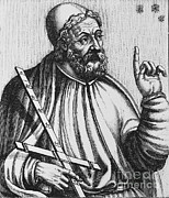 Philosophy Prints - Claudius Ptolemy, Greek-roman Polymath Print by Science Source