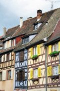 Alsace Framed Prints - Colmar Framed Print by LS Photography