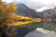 Convict Lake Art - Convict Lake by Kirk Williams