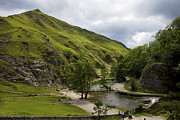 Stepping Stones Prints - Dovedale Stepping Stones. Print by Darren Burroughs
