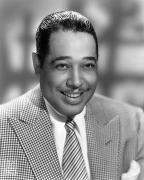Lapel Photo Posters - Duke Ellington (1899-1974) Poster by Granger