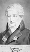 Naturalist Posters - Georges Cuvier, French Naturalist Poster by Science Source