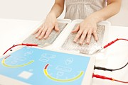 Pontophoresis Prints - Iontophoresis For Excess Sweating Print by