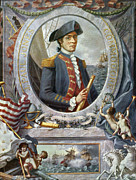 1779 Posters - John Paul Jones (1747-1792) Poster by Granger