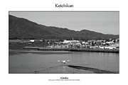 Signed Photo Prints - Ketchikan Print by William Jones
