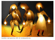 MBL Binlamin - Light Figuration Series