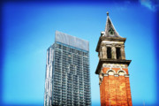 Architecture Photo Originals - Manchester - Beetham Tower by Hristo Hristov