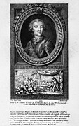 French And Indian War Photo Framed Prints - Marquis De Montcalm Framed Print by Granger