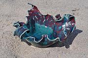 Beach Ceramics - Medium Wave Bowl by Gibbs Baum