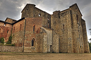 Monks Prints - San Galgano Print by Joana Kruse