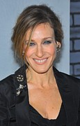 Alice Tully Hall At Lincoln Center Photos - Sarah Jessica Parker At Arrivals by Everett