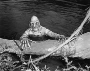 Creature From The Black Lagoon Prints - Sea Monster, 1953 Print by Granger