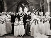 Weddings Posters - Silent Film Still: Wedding Poster by Granger
