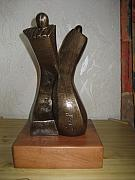 Unity Sculptures - Unity in diversity by Marshall Agbo