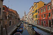 Architecture Photo Prints - Venice - Italy Print by Joana Kruse