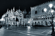 Byzantine Acrylic Prints - Venice Acrylic Print by Joana Kruse