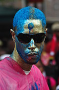 Parades Art - West Indian Day Parade Brooklyn NY by Mark Gilman