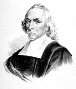 Milestone Prints - William Harvey, English Physician Print by Science Source