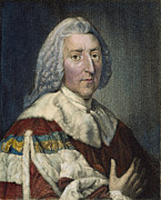 Chatham Prints - William Pitt (1708-1778) Print by Granger