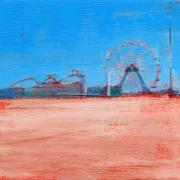 Ocean City Paintings - RCNpaintings.com by Chris N Rohrbach
