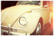 Beatle Photos - 60s Volkswagen Beatle  by Victor Cavalera