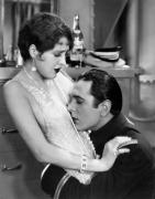 Pearl Bracelet Prints - Silent Film Still: Couples Print by Granger