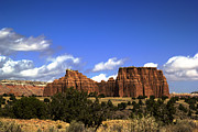 Southern Utah Posters - Capitol Reef National Park Poster by Mark Smith